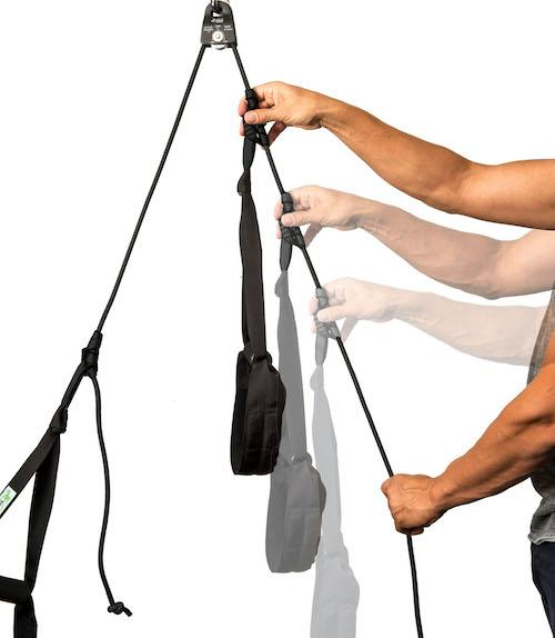 Change Prusik Nodes at Sling Trainer by eaglefit