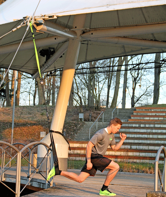 Outdoor Sling Training